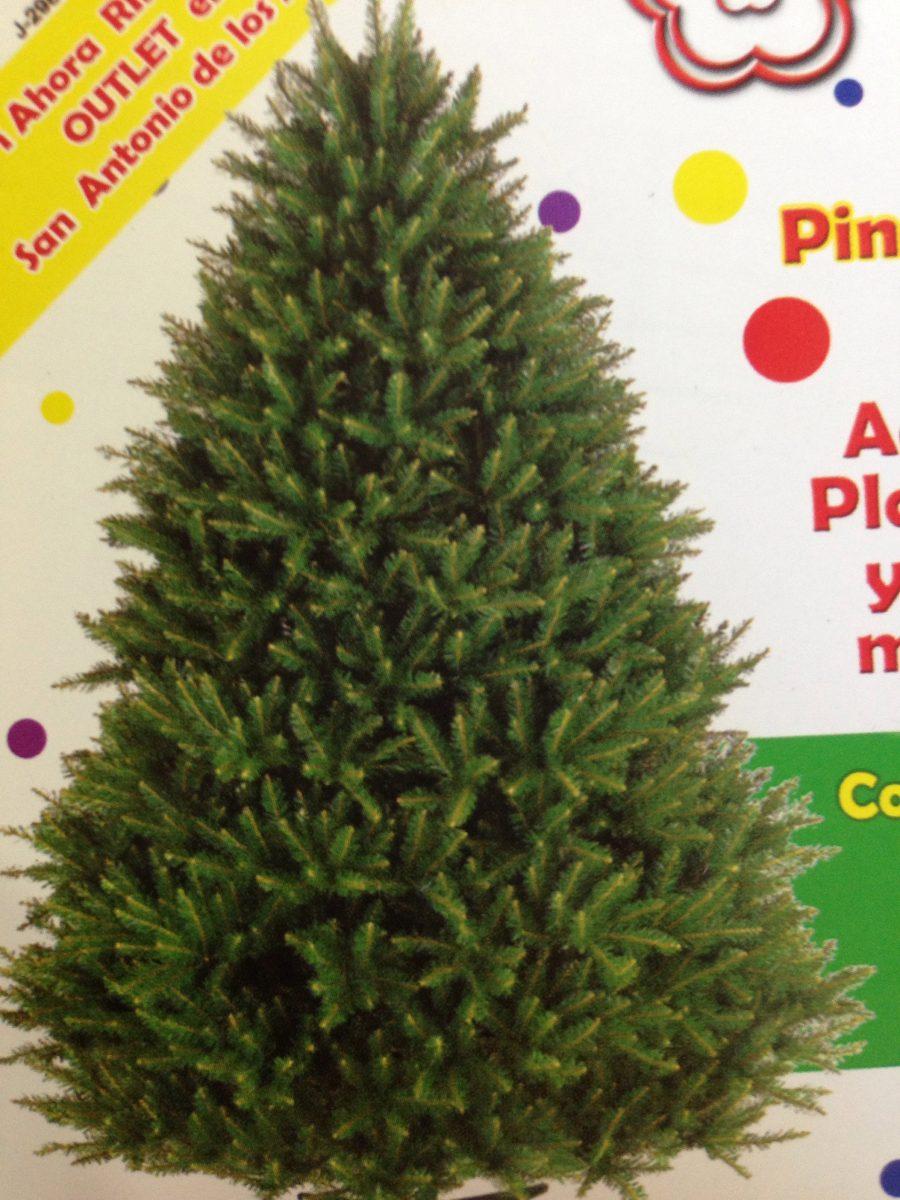 Pinos artificiales de navidad bs en mercado - Arbol artificial de navidad ...