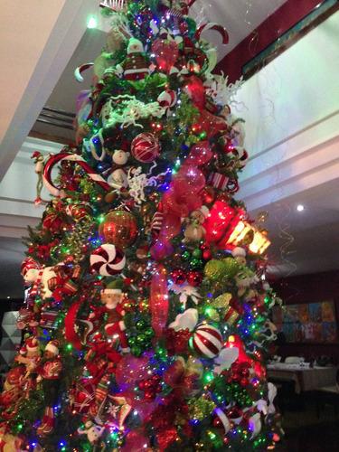 pinos artificiales de navidad