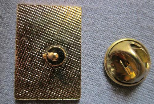 pins de argentina metal dorado  turismo argentino