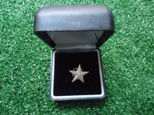 pins estrella metalica