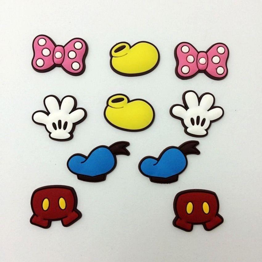 84850523c Pins Para Crocs X 2 Unidades Disney 2x2 -   120