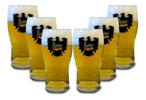 pinta cerveza artesanal peñón - 470ml - pack x 6