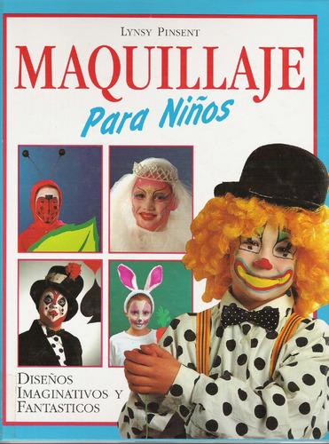 pintacaritas maquillaje para niños pdf