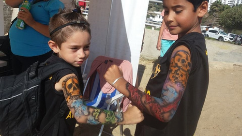 pintacaritas  tatuajes temporales eventos pinta caritas