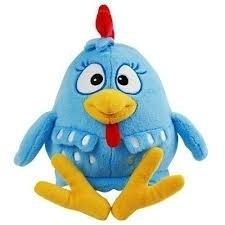 pintadinha brinquedo pelucia galinha