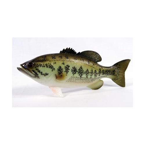 pintado a mano bajo la estatua del juego fish replica 12  l