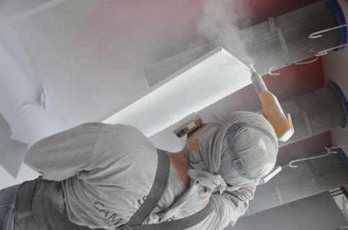 pintado al horno