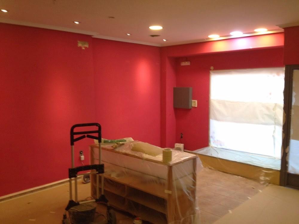 Pintado de interiores y exteriores s 1 00 en mercado libre for Pinturas paredes interiores