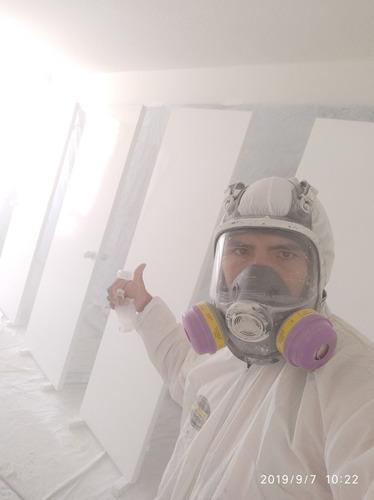 pintado de puertas