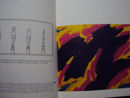 pintando con acrilico por martin antonio