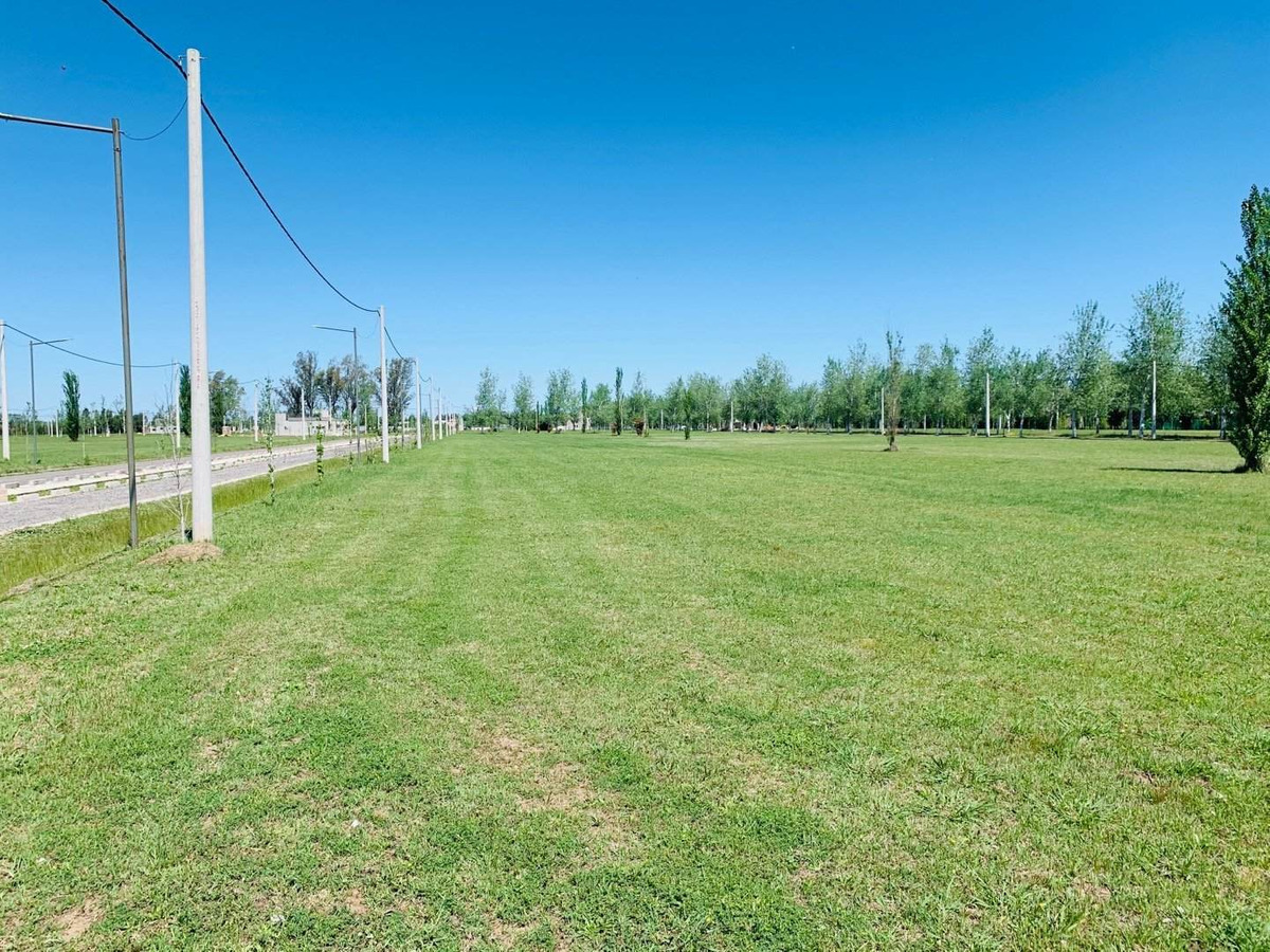 piñero barrio pinares del sur - lote de 350 m2 amplia financiacion.