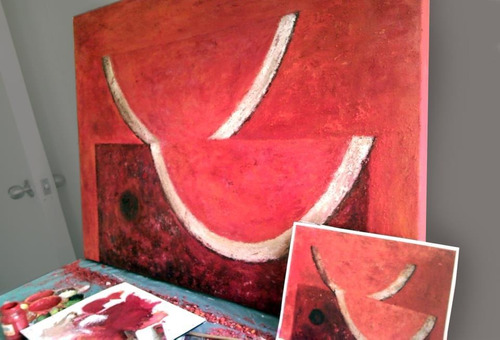 pinto el cuadro que gustes de tu pintor favorito
