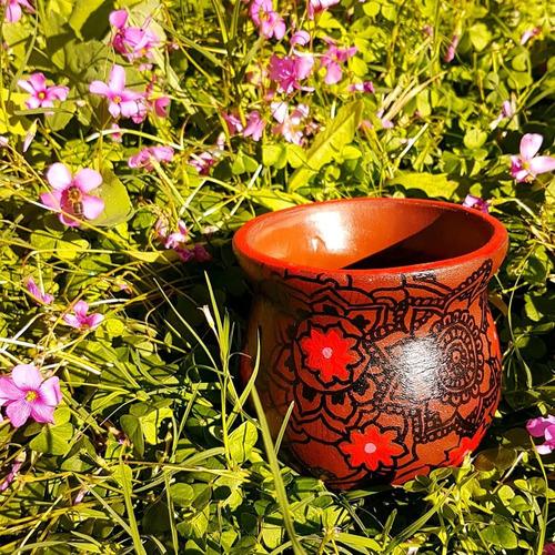 pinto mates de ceramica