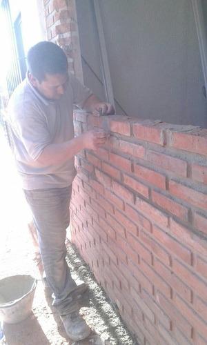 pintor albañil construcciones  reparaciones refacciones