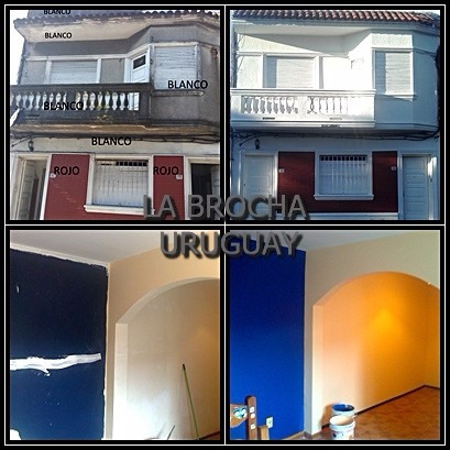 pintor de casas apartamento completo $7000