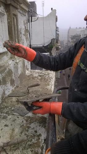 pintor de fachadas, hidrolavados , brazo elevador, altura