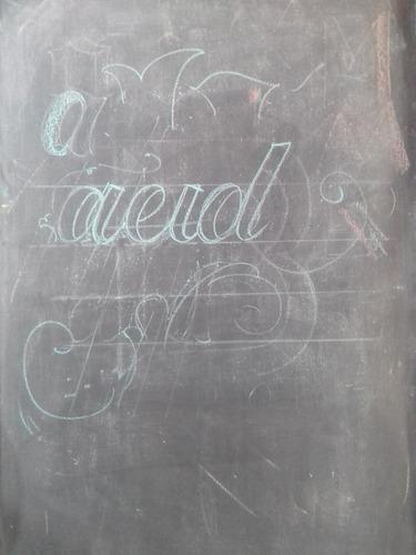 pintor de letras· lettering · pizarras · mural · letrista ·