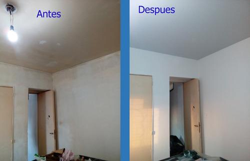 pintor interior/ exterior - 12 años en mercado libre