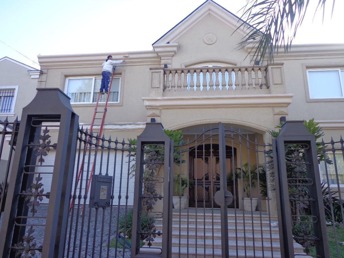 Pintor profesional casas empresas zona oeste pinturaoeste for Casa minimalista zona oeste