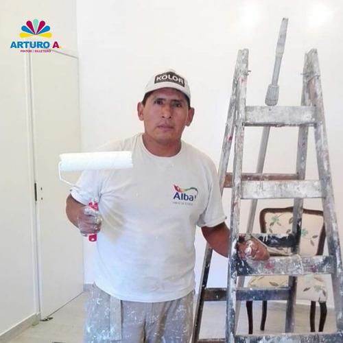 pintor profesional, casas, tarquini. a.r.t.