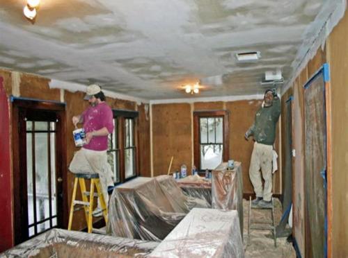 pintor profesional de casas y departamentos