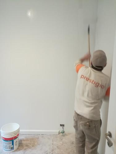 pintor profesional pintura microcemento