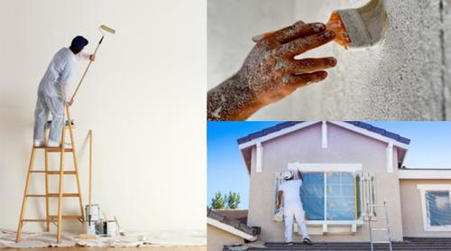 pintor profesional, presupuesto sin cargo