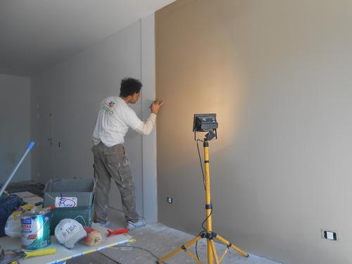 pintor profesional, satinados, pátinas,durlock,empapelados