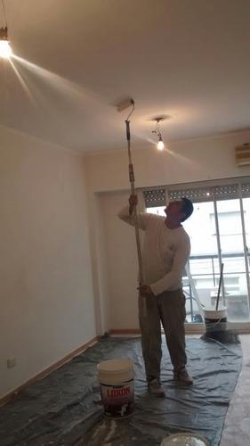 pintor - tarquini - impermeabilizacion - casa - dpto - obras