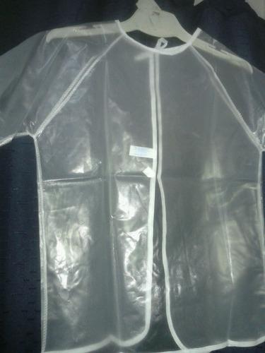 pintorcito plastico salva ropa jardin guarderia cole hogar