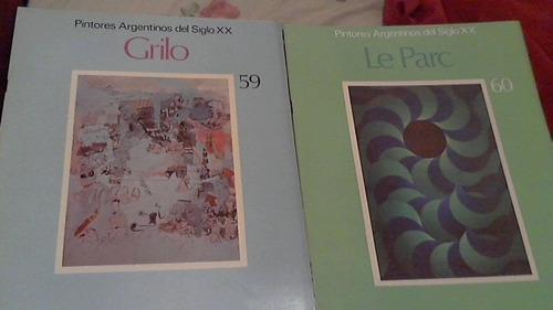 pintores argentinos bonevardi-carpani-maccio-silva