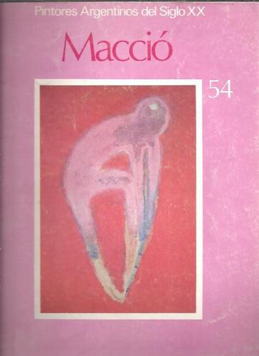 pintores argentinos del siglo xx 54 macció