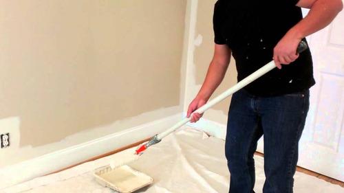 pintores de casas y rejas con experiencia ...dedicados