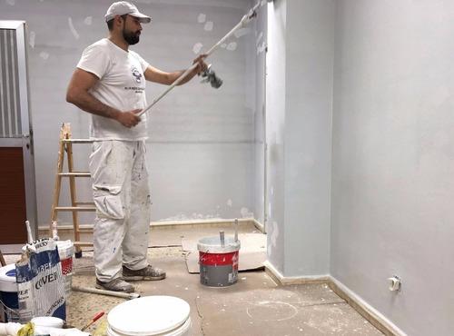 pintores profesionales con garantia escrita