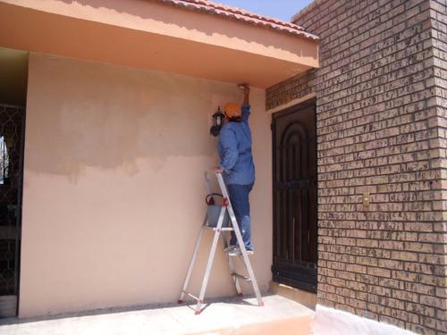 pintores profesionales con servicio de albañil con garantia!