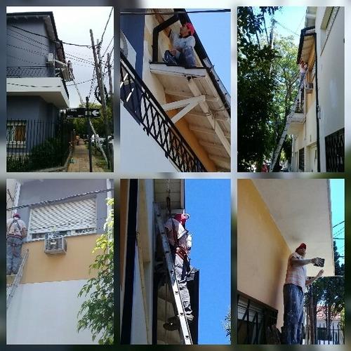 pintores profesionales. dtos. casas. presupuesto sin cargo