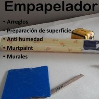 pintores profesionales, pintor empapelador parque chacabuco