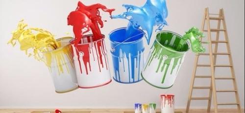 pintores profesionales , presupuesto sin cargo en el dia