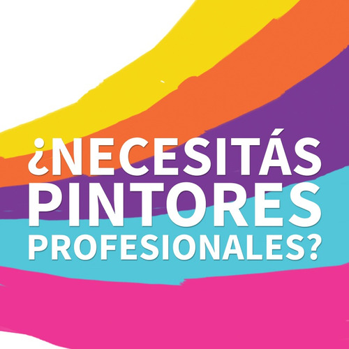 pintores profesionales ¡presupuestos sin cargo!