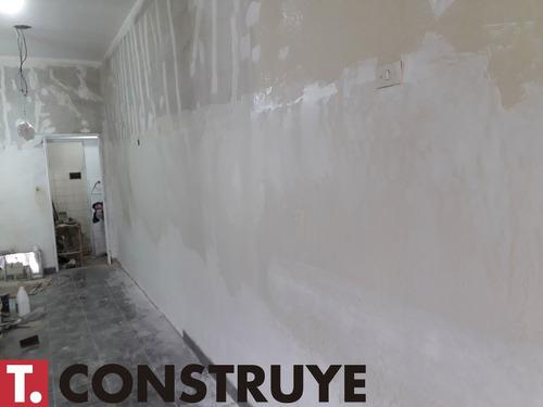 pintores profesionales. refacciones en gral. construcción