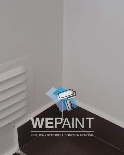 pintores profesionales.presupuesto sin cargo.remodelaciones.