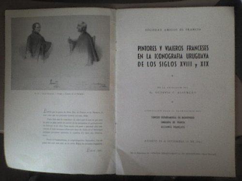 pintores y viajeros franceses en la iconografía uruguaya....