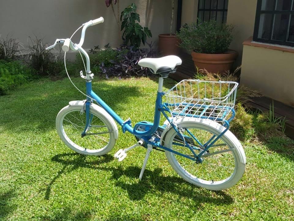 Pintura A Fuego Y Arenado De Bicicletas - $ 500,00 en Mercado Libre