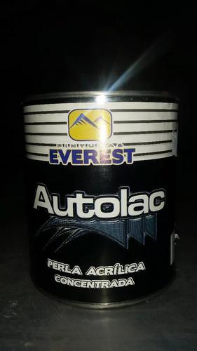 pintura acrilica automotriz varios colores