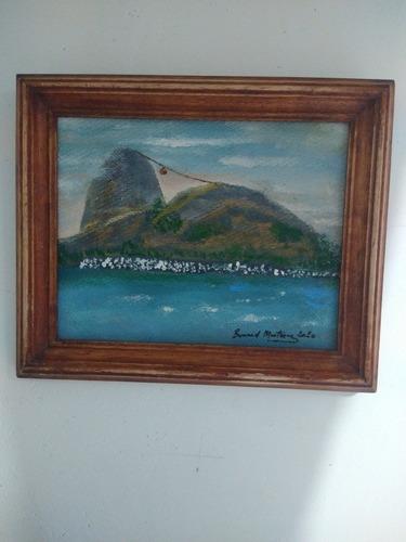 pintura acrilica feito a mão sobre eucatex 30x24,5