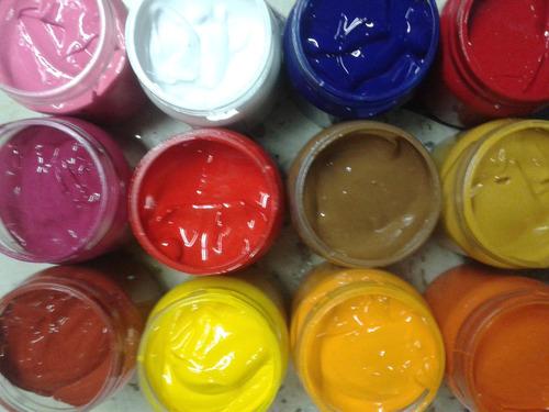 pintura acrílica profesional por 1 lts