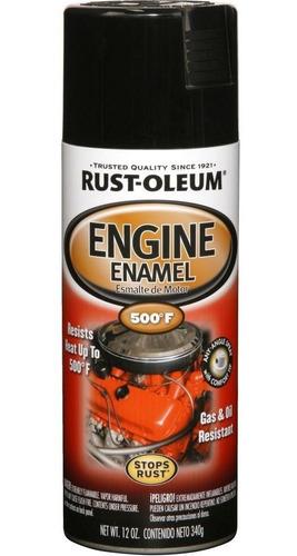 pintura  aerosol alta temperatura para motores 500ºf
