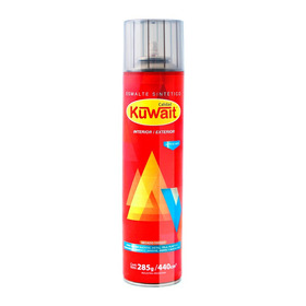 Pintura Aerosol Esmalte Sintético 440 Cc Kuwait Colores