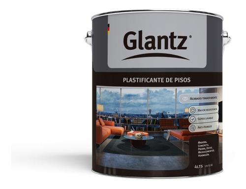 pintura al agua plastificante para pisos clikol 1 litro