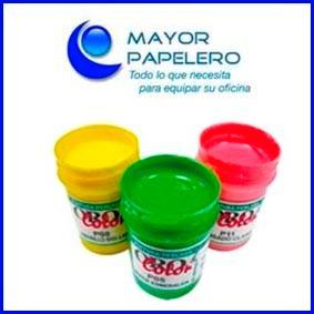 pintura al frío oro color brillo al agua 60cc (unidad)